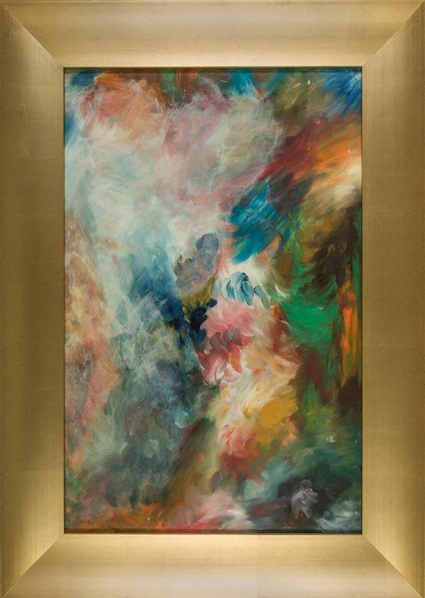 Verschillende kleuren 56 op 37 cm zonder-lijst | Te koop