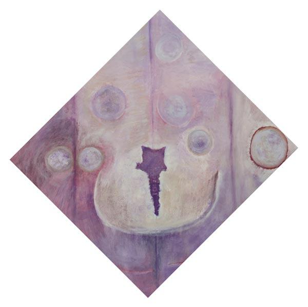 Skelet met cirkels 45 op 50 cm | Te Koop