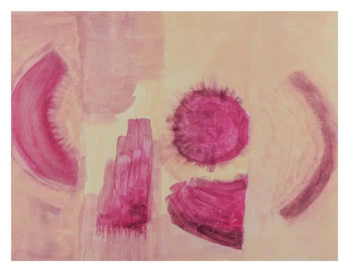 Roze fantasie 50 op 65 cm | Te Koop
