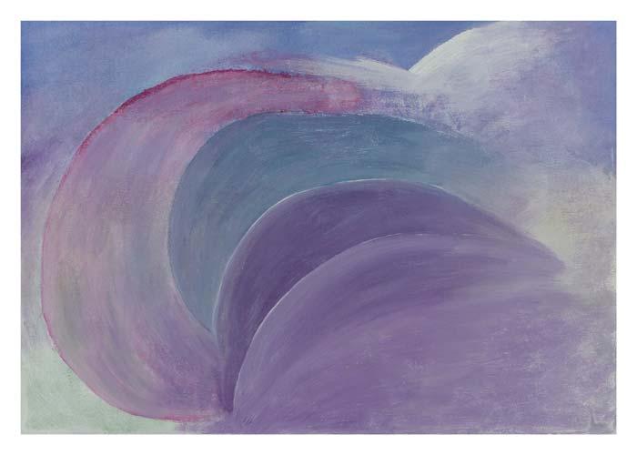 Vrijheid Paarse vloed 42 op 30 cm | Te Koop