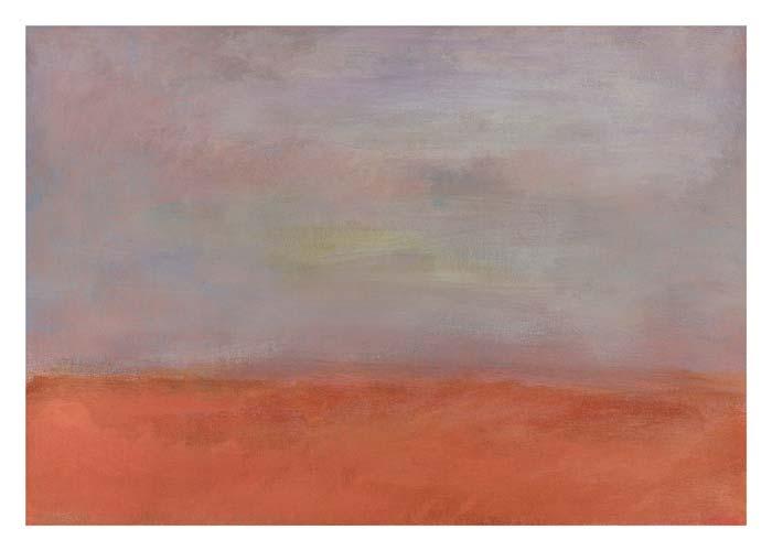 Mist in November in de Kempen 42 op 30 cm | Te Koop