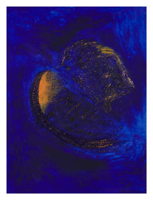 Gouden straling 60 op 80 cm  | Te Koop