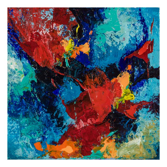 Kleurenspel 2 20 op 20 cm | Te Koop