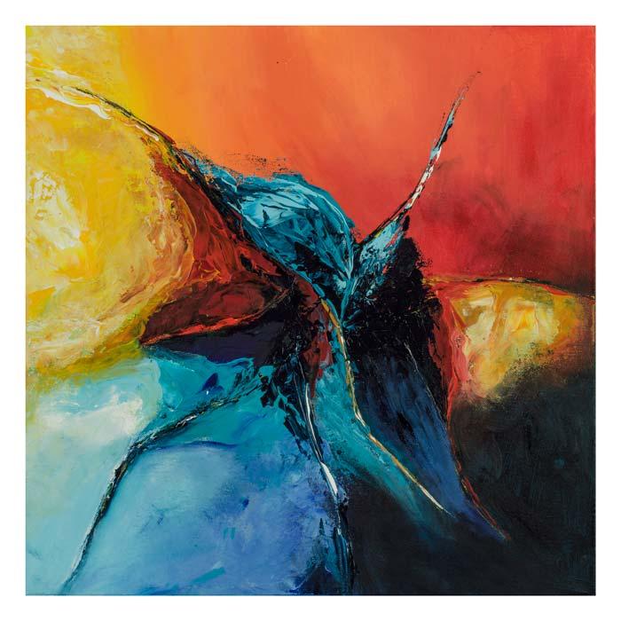 Begin met primaire kleuren 50 op 50 cm | Te Koop