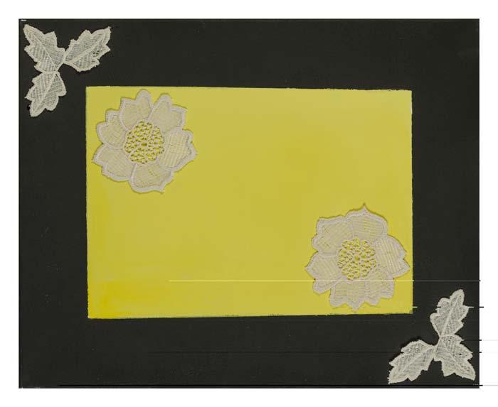 Bloemenstructuur 40 op 50 cm | Te Koop