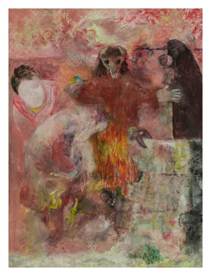 Universele liefdeskracht 60 op 80 cm | Te Koop