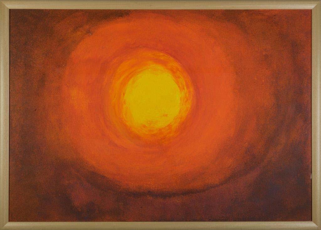 Licht uit de verte 83 op 115 cm | Te Koop