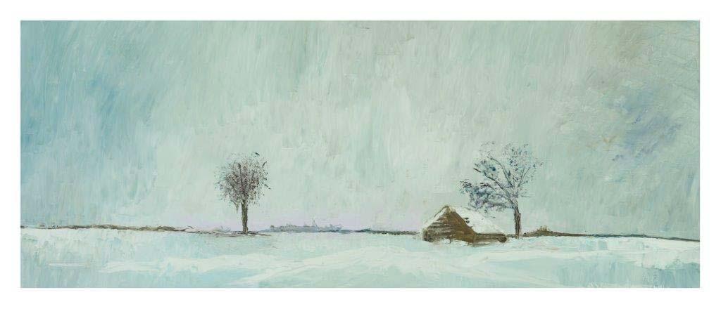 Winter in Noord Holland 40 op 100 cm | Te Koop