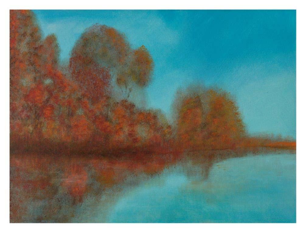 Herfst in Voorburg 60 op 80 cm | Te koop